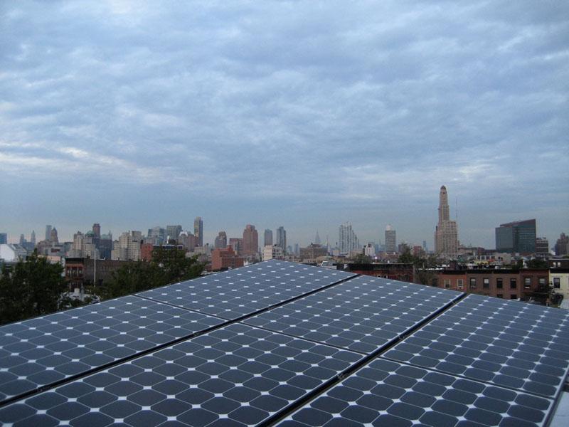 Solar Panel System Installation