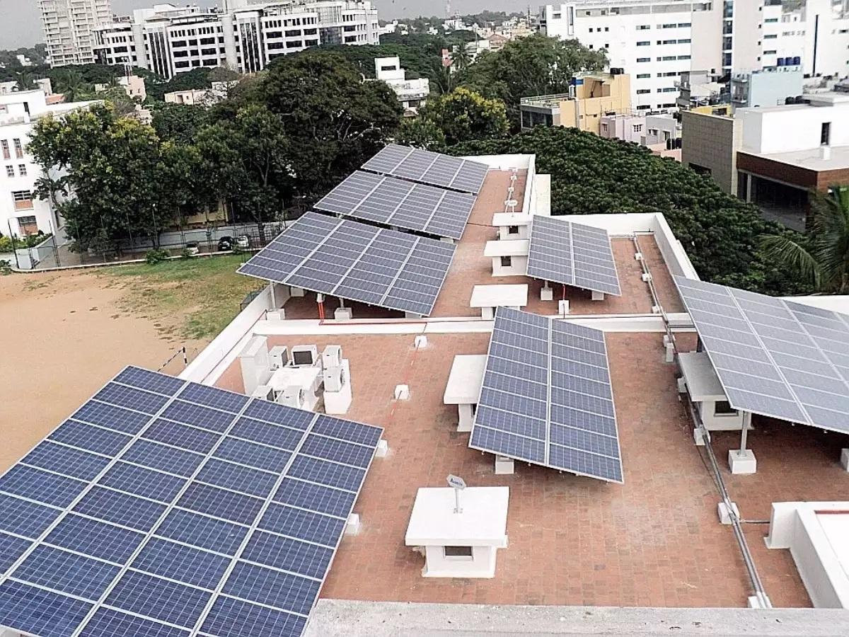 Commercial Solar Installation - Brisbane