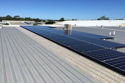 Commercial Solar System panel Brisbane